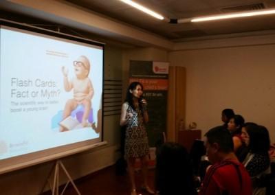Parenting Seminar - Flash Cards: Fact or Myth? (Oct 2014)