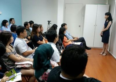 Parenting Seminar - Help your child develop stronger focus (Sept  2014)